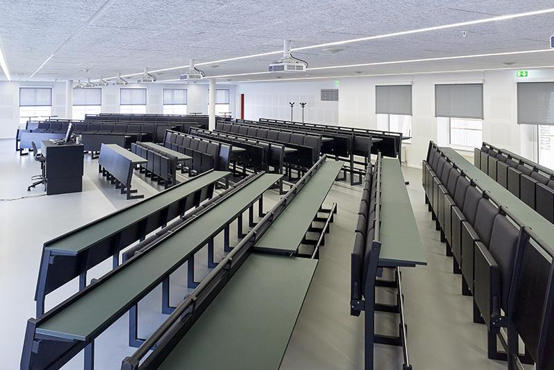 CBS Copenhagen, WO Interior