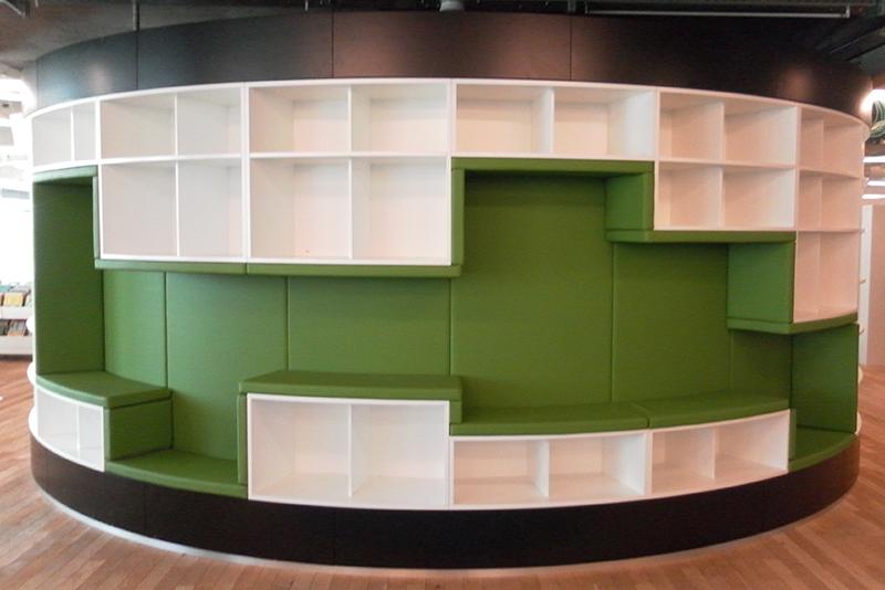 Helsingør Kulturværft, WO Interior