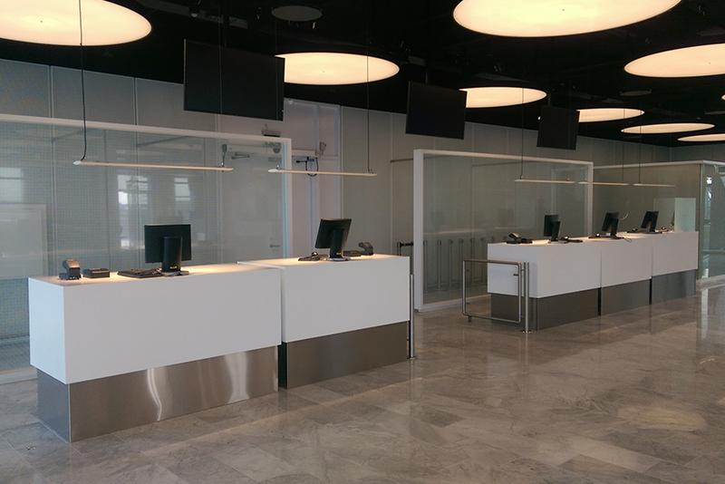 Københavns Lufthavn, WO Interior