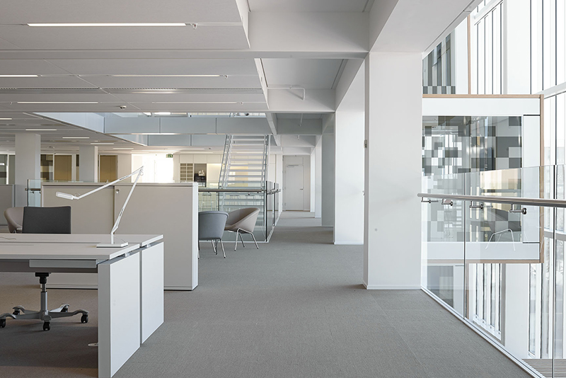 Lundbeck, WO Interior