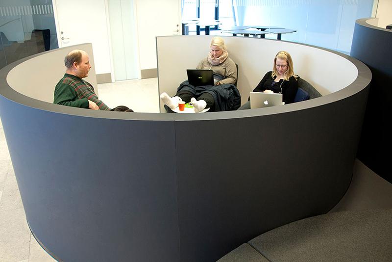 Social og Sundhedsskolen, Herning - WO interior