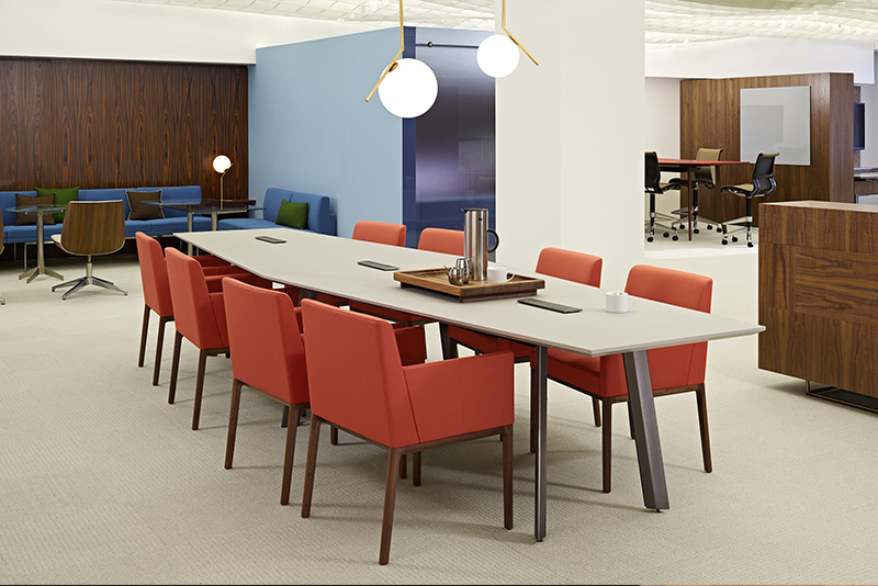 Herman Miller, WO Interior